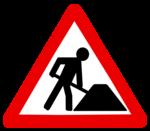 Straßensperrung Siedlerstiege