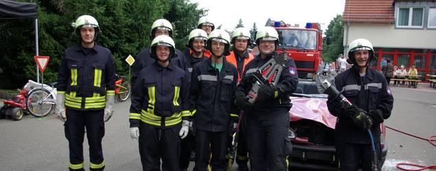 Freiwillige Feuerwehr Leubnitz